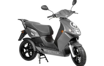 Govecs sublime le Scooter Électrique