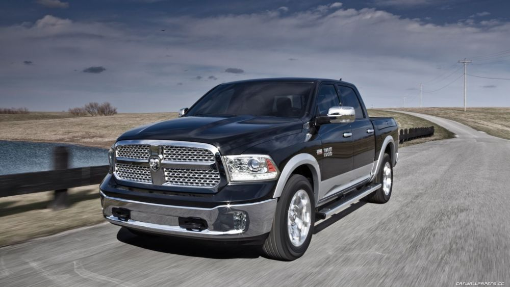 Dodge RAM – Finitions